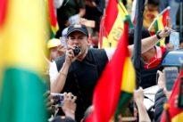 «Macho Camacho», l'exalté bolivien qui a eu la peau d'Evo Morales