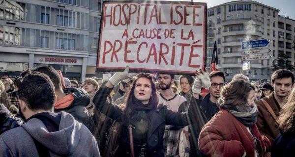 Immolation à Lyon: «Son geste en dit beaucoup sur la situation étudiante actuelle»