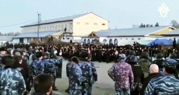 Russie: répression féroce dans une prison de Sibérie