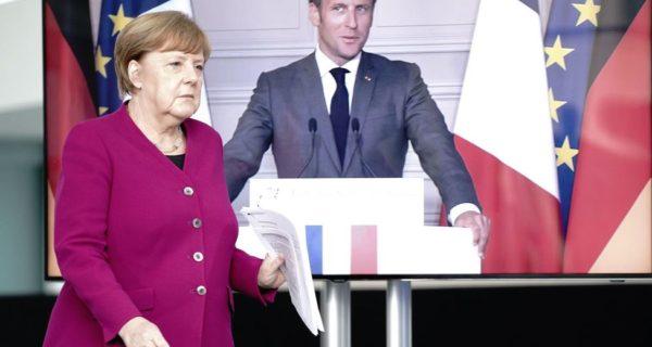 Plan de relance: «Les Allemands et les Français sont les accoucheurs de la solution»